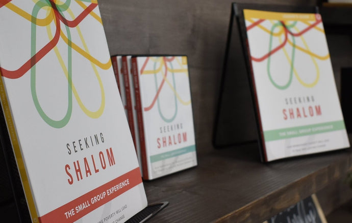 Seeking Shalom | The Small Group Experience Leaders Kits (STL Special)