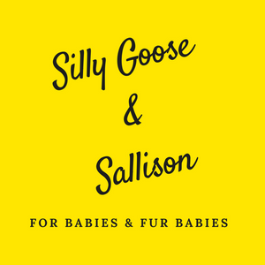 The Silly Goose & Sallison Page Header and Logo