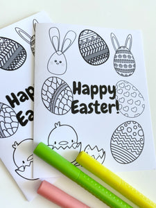 Easter Cards - Free printable