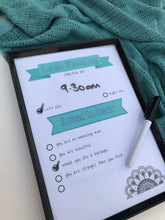Whiteboard Printable (Mum)