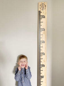 Height Chart #1 (Full Length)