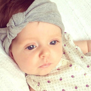 Baby Girl Knotted Headband