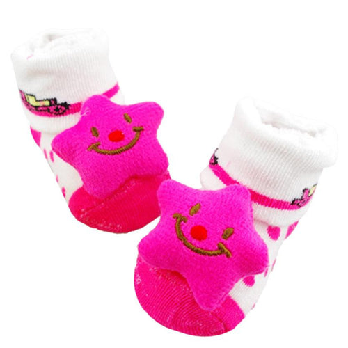 Baby Anti-slip Socks Cotton Boots
