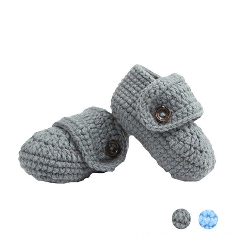 Crib Crochet Infant Shoes