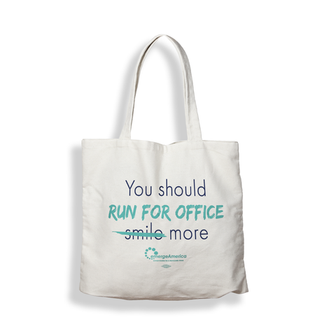 Run for Office Tote Bag