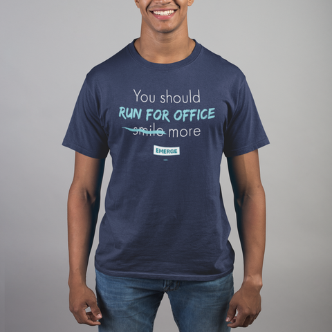 Run for Office Unisex T-Shirt