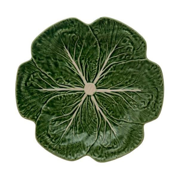 Bordallo Pinheiro - Cabbage Dinner Plate