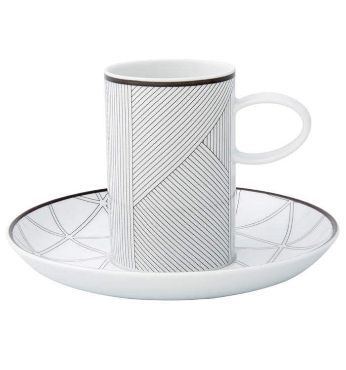 Vista Alegre - Orquestra Coffee Cup & Saucer