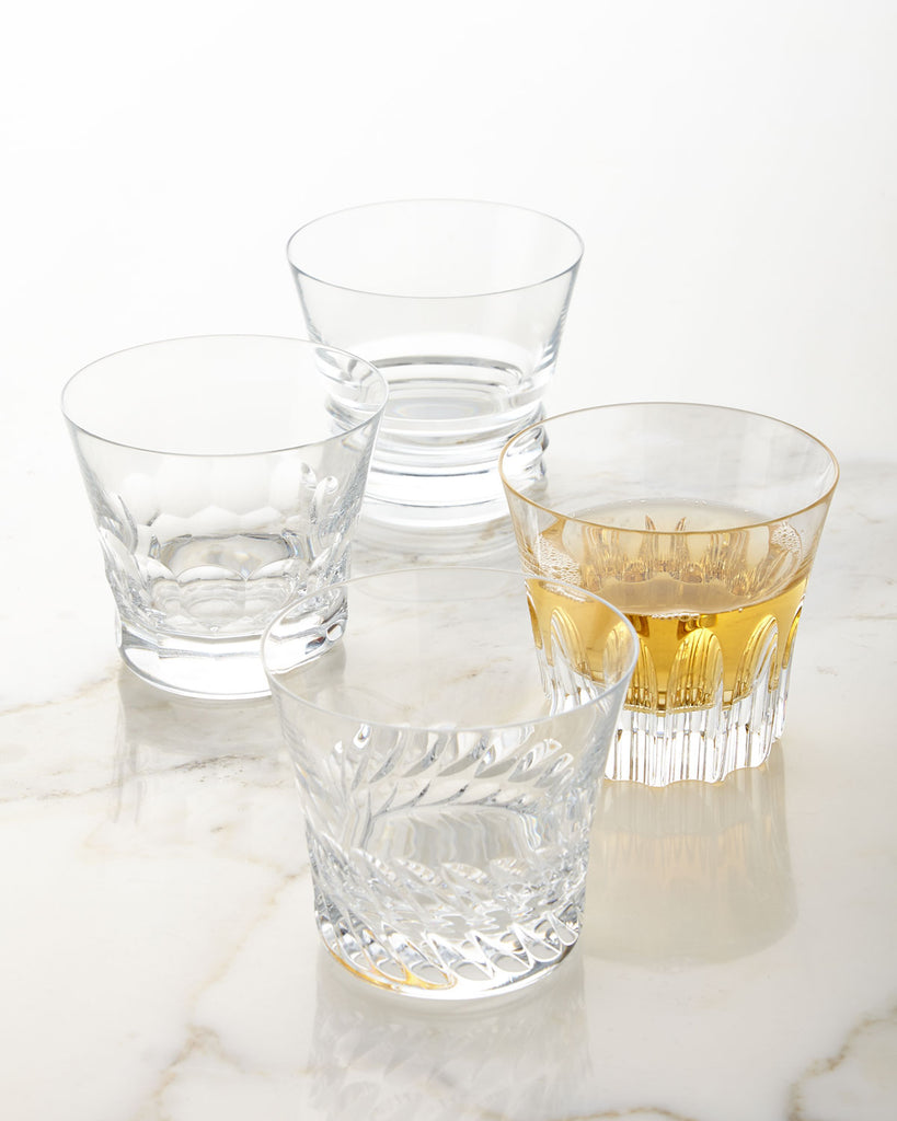 Baccarat - Dallas Assorted Double Old-Fashioneds - Set of 4