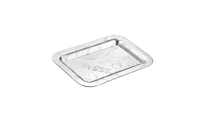 Christofle - Graffiti Rectangular Tray