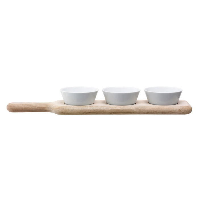 LSA - Bowl Set & Paddle