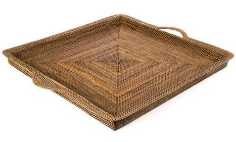 Calaisio - Square Tray with Handles