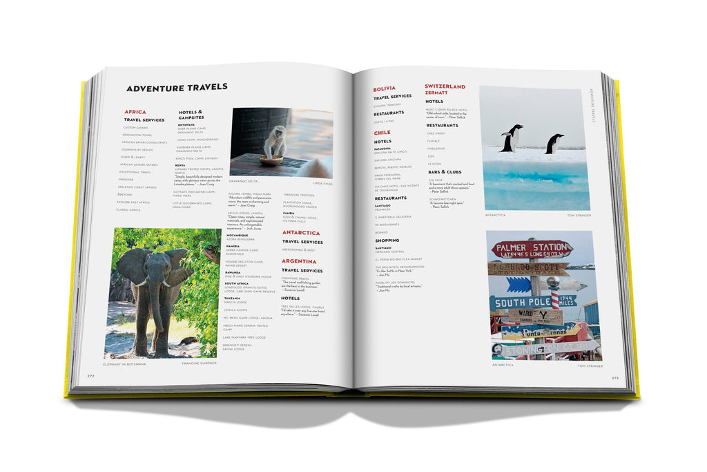 Assouline Travel by Design
