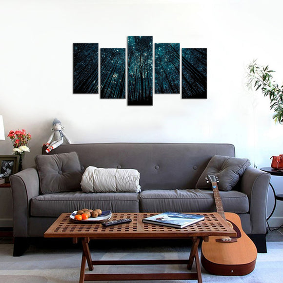 Black Forest Canvas - My Home Wall