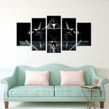 Aircraft Blackbird Canvas - My Home Wall