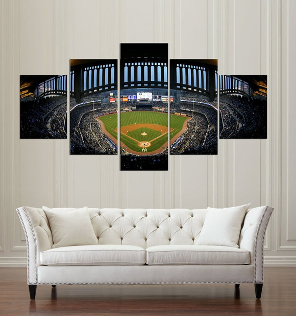 Yankee Stadium NYC - My Home Wall