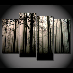 4cps Dark Forest Painting - My Home Wall