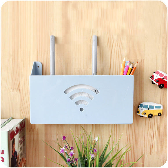 Routers Storage Box - My Home Wall