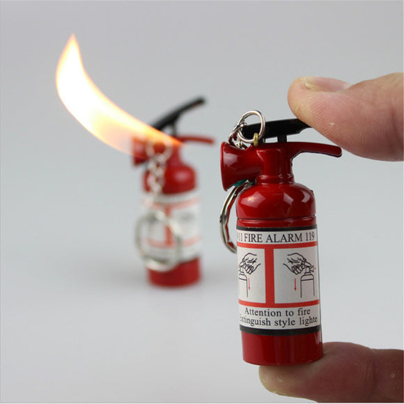 Mini Fire Extinguisher - My Home Wall