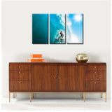Surfing Canvas - My Home Wall