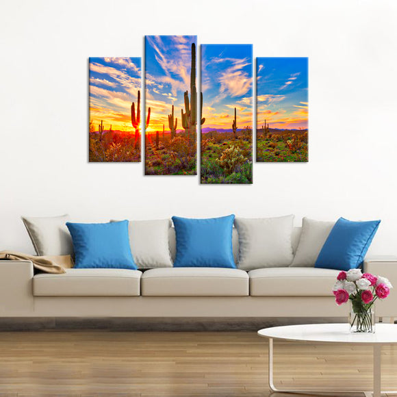 Sonoran Desert Canvas - My Home Wall
