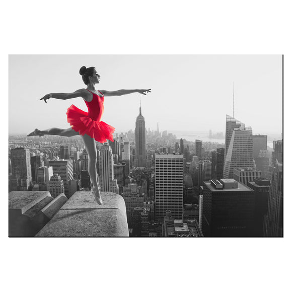 Ballet dancer Canvas - My Home Wall