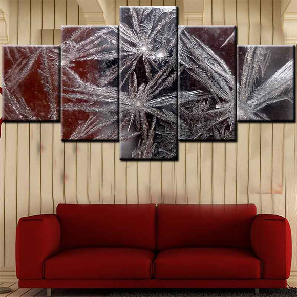 5 pieces canvas wall art - My Home Wall