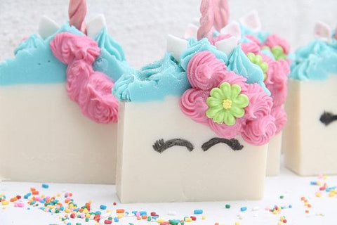 Sweet Bella - Handmade Unicorn Soap