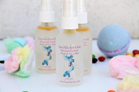 Mermaid Face Mist