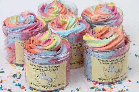 Unicorn Birthday Bash Soap