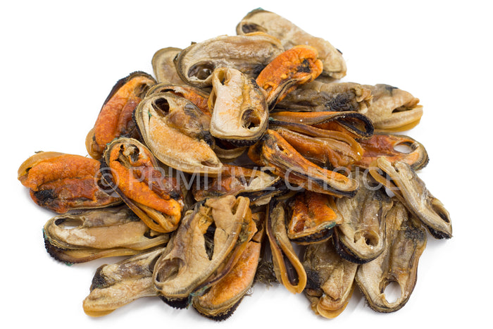 AIR DRIED GREEN LIPPED MUSSELS