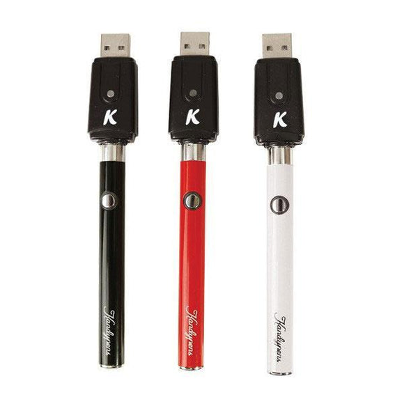 KandyPens (350 mAh) Variable Voltage Battery with USB Charger - Colors