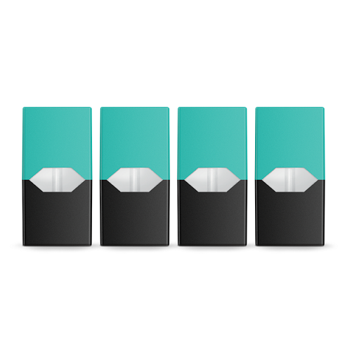 JUUL JUUL Pods Menthol - 4 Pack  - YourVaporizers