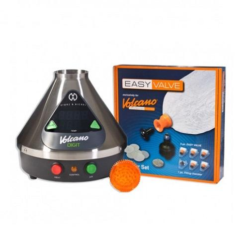 Storz & Bickel Volcano Digital Vaporizer With Easy Valve