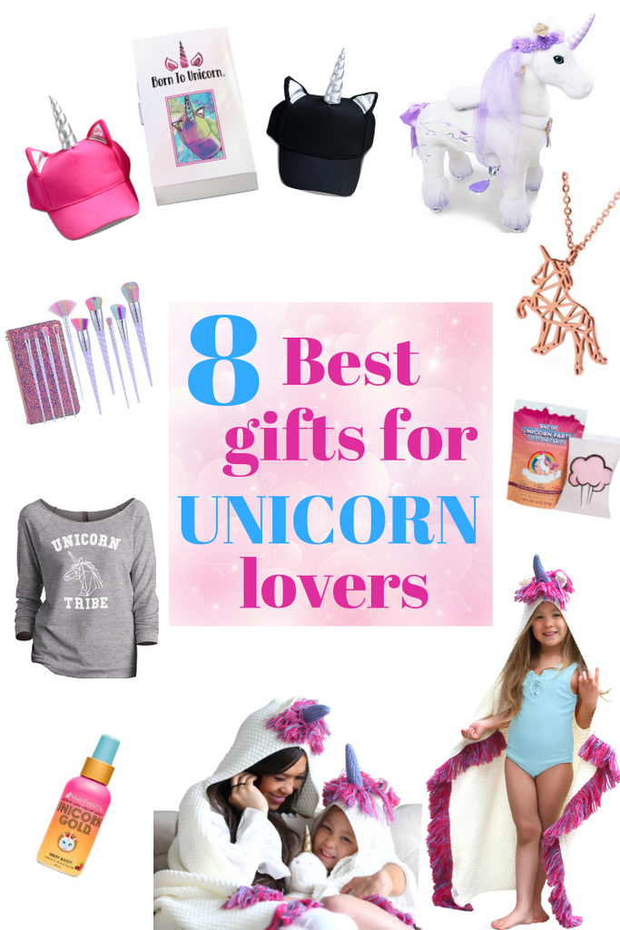 Unicorn Gifts -  8 Best Gifts For Unicorn Lovers