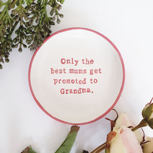 Only the best mum's get promoted to...