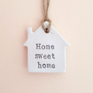 Small hanging house decoration