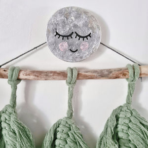 Moon picture hook cover