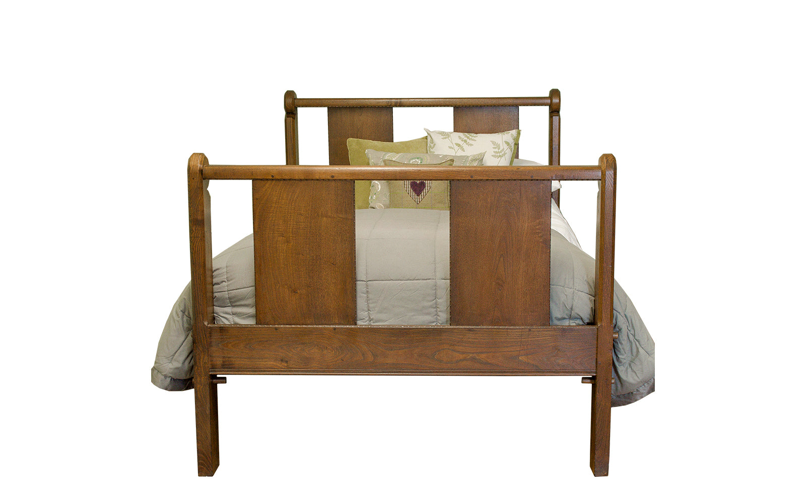 Arts & Crafts Beds and Bedside Cabinets