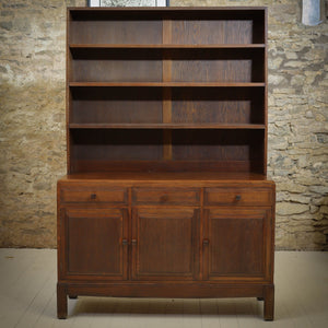 Brynmawr Furniture Company  Arts & Crafts Cotswold School Oak Dresser C. 1930