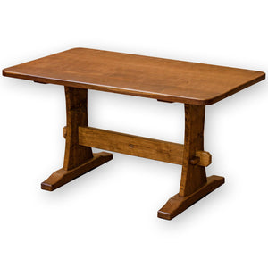 Acornman (Ex-Mouseman) Arts & Crafts Yorkshire School English Oak Dining Table