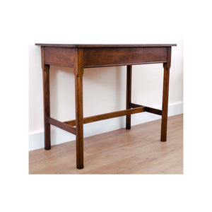 Arthur W Simpson (The Handicrafts, Kendal) Arthur W. Simpson Arts and Crafts Solid Oak Side Table