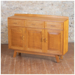Arts & Crafts Cotswold School English Oak Sideboard