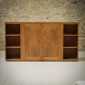 Barnsley Workshop Arts & Crafts Cotswold School Walnut Wall Cabinet 1991