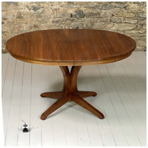 Barnsley Workshop Arts & Crafts Cotswold School Walnut Table