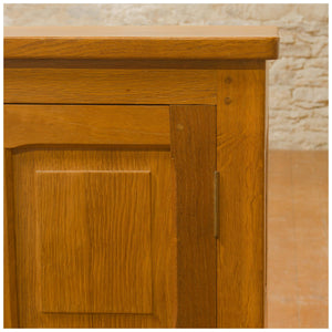 Colin Beaverman Almack (Ex-Mouseman) Arts & Crafts Yorkshire School Oak Sideboard