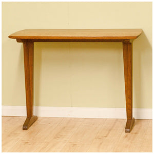 Edward Barnsley Arts and Crafts Oak Side Table