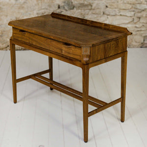 Barnsley Workshop Arts & Crafts Cotswold School Walnut Writing Table