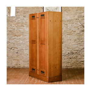 Stanley Webb Davies Arts & Crafts Lakes School Hall Cupboard or Larder
