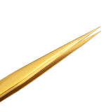 STRAIGHT Super Steel Tweezer | Anti-magnetic | Ultra-high precision hardness and durability